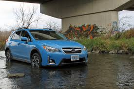 blue subaru crosstrek 2016 subaru crosstrek review autoguide com news