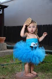 Girls Monster Halloween Costume by Cookie Monster Costume Cookie Headband Halloween Pinterest