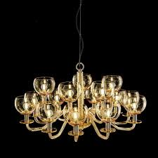 Swarovski Chandelier Crystals by Traditional Chandelier Blown Glass Swarovski Crystal Led