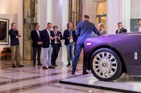 roll royce purple media drives rolls royce