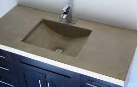 Glass Bathroom Vanity Tops by Long Dark Granite Bathroom Vanity Countertops For Through Sink