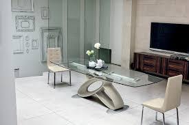 tavoli di cristallo sala da pranzo gallery of tavoli sala da pranzo cristallo idee di tavoli