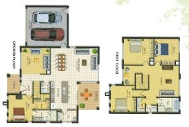 Clothing Store Floor Plan by 3d Buildings And The Floor Plan Top View Rayvat Engineering House