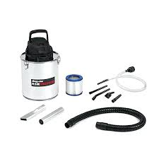 fireplace vacuum cleaner bad ash shop vac stainless steel