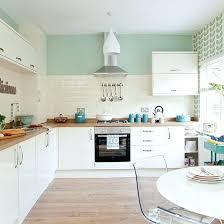 mint green kitchen wall tiles kitchenaid mixer seafoam backsplash