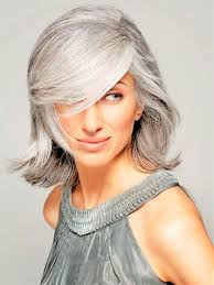 best hairstyle for gray hair stunning gray hair styles best bob