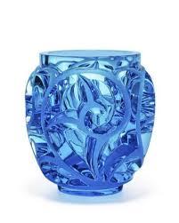 Cobalt Blue Crystal Vase Blue Crystal Vase Neiman Marcus