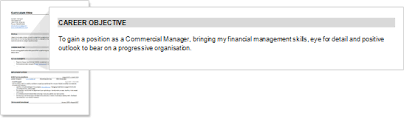 career objective resume berathen com