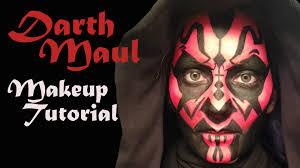 darth maul makeup tutorial 2016 09 10