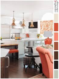 Blogs On Home Design Adorable Orange Kitchen Accents And Zesty Orange Kitchen Decor