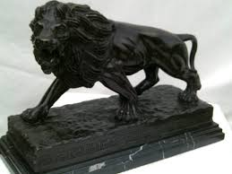 antique bronze lion antiques atlas bronze lion