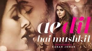 ae dil hai mushkil movie reviews bollywood films hindi movies
