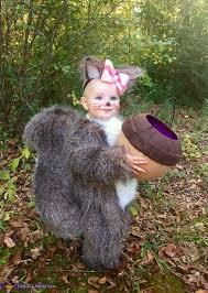 cutest baby squirrel costume