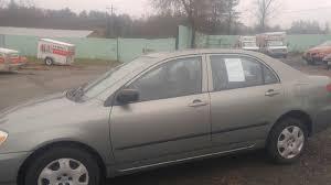price of toyota corolla 2003 2003 toyota corolla ce 4dr sedan in east montpelier vt buy right