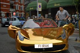 chrome ferrari luxury life design chrome gold ferrari 458 spider