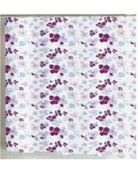Wide Fabric Shower Curtain Amazing Deal On Flying Floral Petals Wide Fabric Shower