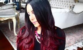 gambar tutorial ombre rambut cara ombre rambut sendiri di rumah dengan mudah