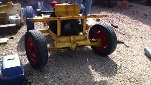 rough rider diesel dumper built 1967 youtube