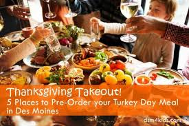 hy vee thanksgiving thanksgiving takeout 5 places to pre order your turkey day meal