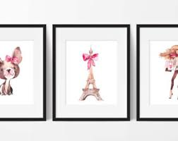 Paris Decor Paris Room Decor Etsy