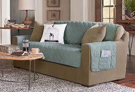 Loveseat Throw Cover Loveseat Furniture Covers Sure Fit Home Decor