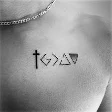 50 god is greater than the highs and lows designs for