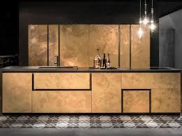 orange evolution kitchen with island sistema collection by