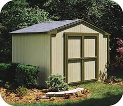 Storage Shed For Backyard by Wood Sheds Wooden Storage Shed Kits