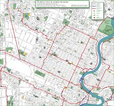 Winnipeg Map One Green City Winnipeg U0027s Bikeway Project Bicycle Route Detail