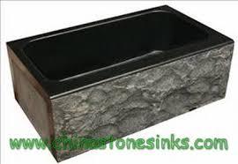 Granite Single Bowl Kitchen Sink Black Granite Single Bowl Kitchen Sink Mskts0017 Black Granite