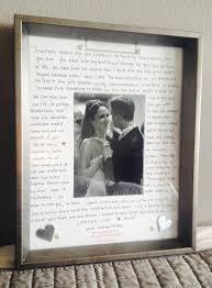 wedding anniversary gift ideas 1st year anniversary gift ideas for husband year wedding