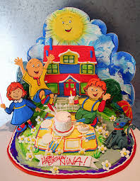 caillou birthday cake caillou birthday cake birthday cake cake ideas by prayface net