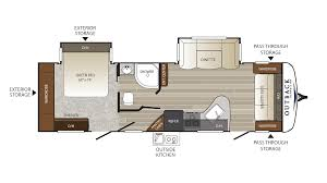 Tent Trailer Floor Plans by Outback Ultra Lite Rv New U0026 Used Rvs For Sale Lakeshore Rv
