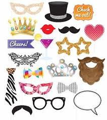 photo booth supplies adults kids party photo booth props supplies party