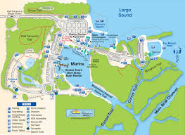 Map Of The Keys Florida by John Pennekamp Coral Reef State Park Find Campgrounds Near Key