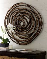 wood swirl wall decor bamboo wall rounding and woods