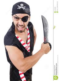 Man In Pirate Costume Royalty Free Stock Photos Image 33494298