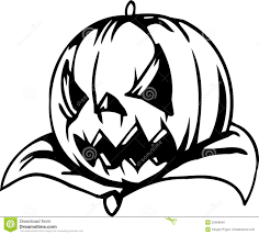 pumpkin halloween set vector illustration stock photo image