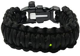 fire survival bracelet images 17 piece paracord survival bracelet with fire steel tinder jpg