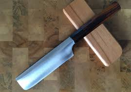 kitchen knives japanese knife a japanese kitchen knife
