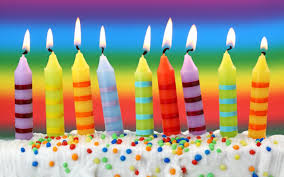 happy birthday candles happy birthday candles and cake wallpaper