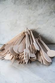 kitchen utensils design antonio aricò u0027s beech wood kitchen utensils