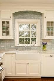 milk glass kitchen lighting milk glass tile kitchen traditional with steel stockpots