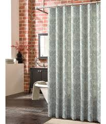 Hookless Shower Curtain Walmart Bathroom Complete Your Look With Trina Turk Shower Curtain