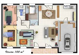 plan maison simple 3 chambres plan maison 3 chambres agrandir le plan with plan maison 3 chambres
