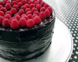 raspberry chocolate mocha cake for food