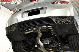 nissan 370z quad exhaust forged performance llc