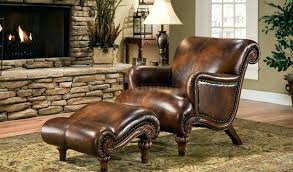 small leather chair with ottoman small leather chair and ottoman intuitivewellness co
