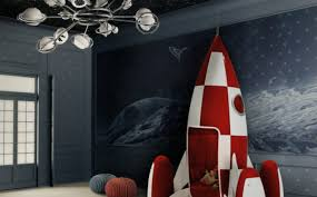 Galaxy Themed Bedroom 22 Space Themed Room Design Ideas For A New Atmosphere In Your Home
