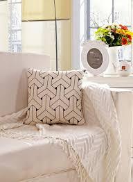 Leather Sofa Seat Cushion Covers by Furniture Brilliant Sea Print Sofa Cushion Cover Design With